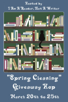 Spring Cleaning Giveaway Hop (US – Ends 3/25)