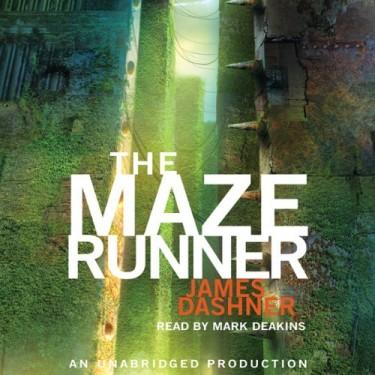 TheMazeRunner-JamesDashner-audiobook