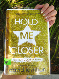 Manicure Monday (96): Hold Me Closer: The Tiny Cooper Story