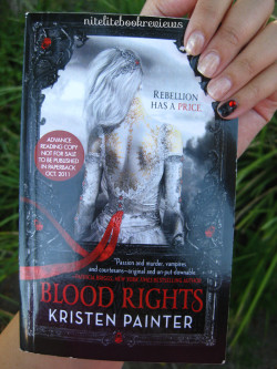 Manicure Monday (99): Blood Rights