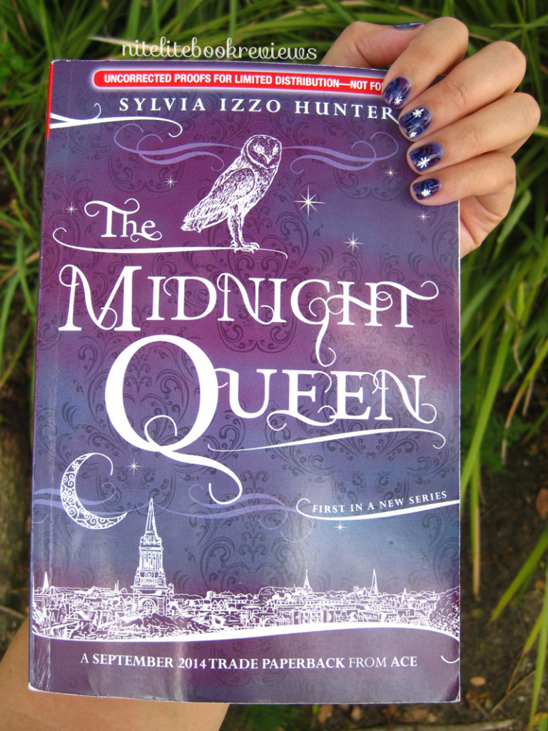 TheMidnightQueen-ManicureMonday