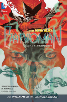 Review: Batwoman, Vol. 1: Hydrology