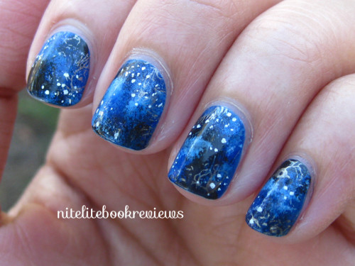 TheChaosofStars-ManicureMonday
