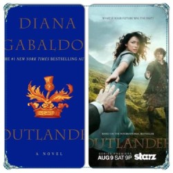 My Name is Crystal and I'm an Addict: Outlander
