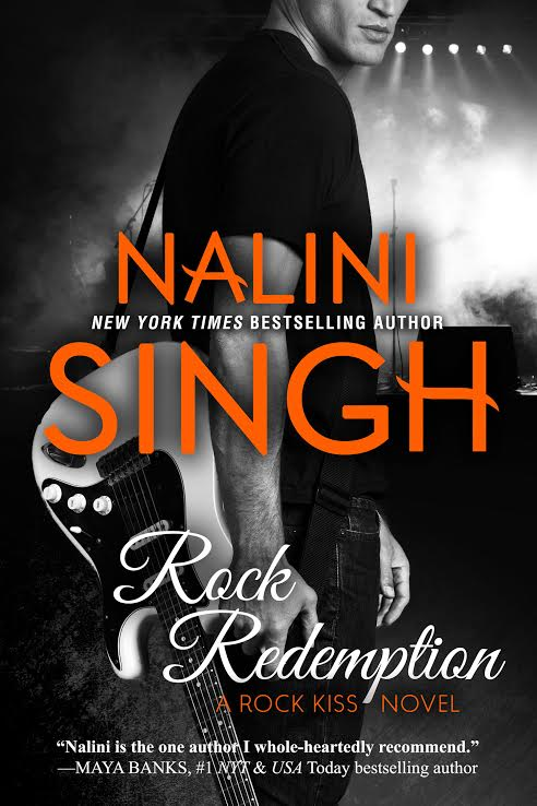 rock redemption cover - nalini singh