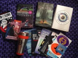 Late October Giveaway