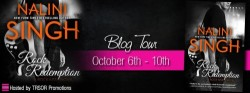Rock Redemption Blog Tour: Excerpt + Giveaway