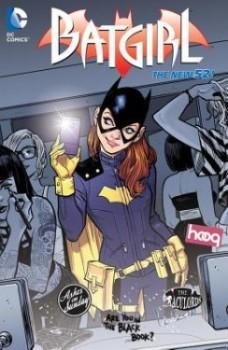 Review: Batgirl, Vol. 1: The Batgirl of Burnside