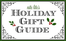 Holiday Gift Guide for Bookworms
