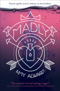 Uncovered (150): Madly by Amy Alward