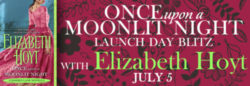 ONCE UPON A MOONLIT NIGHT Launch Day Blitz + Giveaway