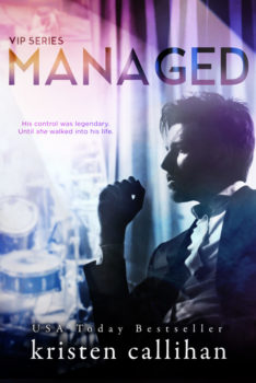 Cover Reveal: Managed by Kristen Callihan