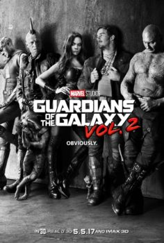 New Poster and Teaser Trailer for Guardians of the Galaxy Vol. 2