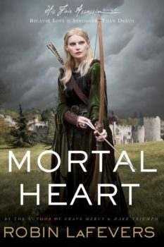 Review: Mortal Heart by Robin LaFevers